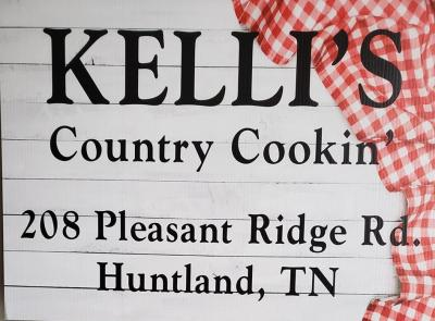 Kelli's Country Cookin